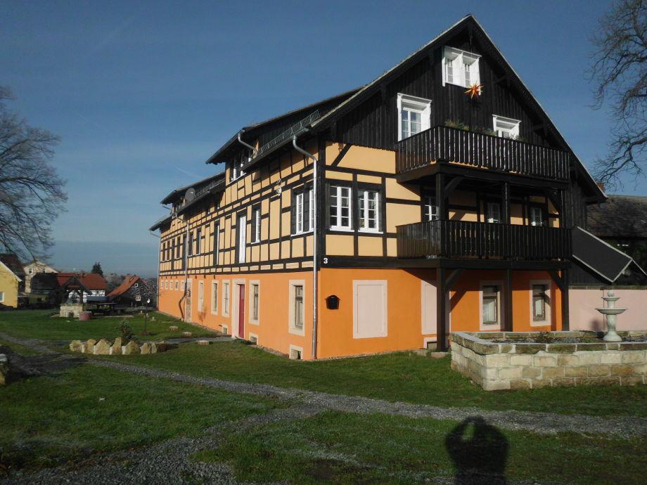 Ostrauer Hof (Stiegenhaus)