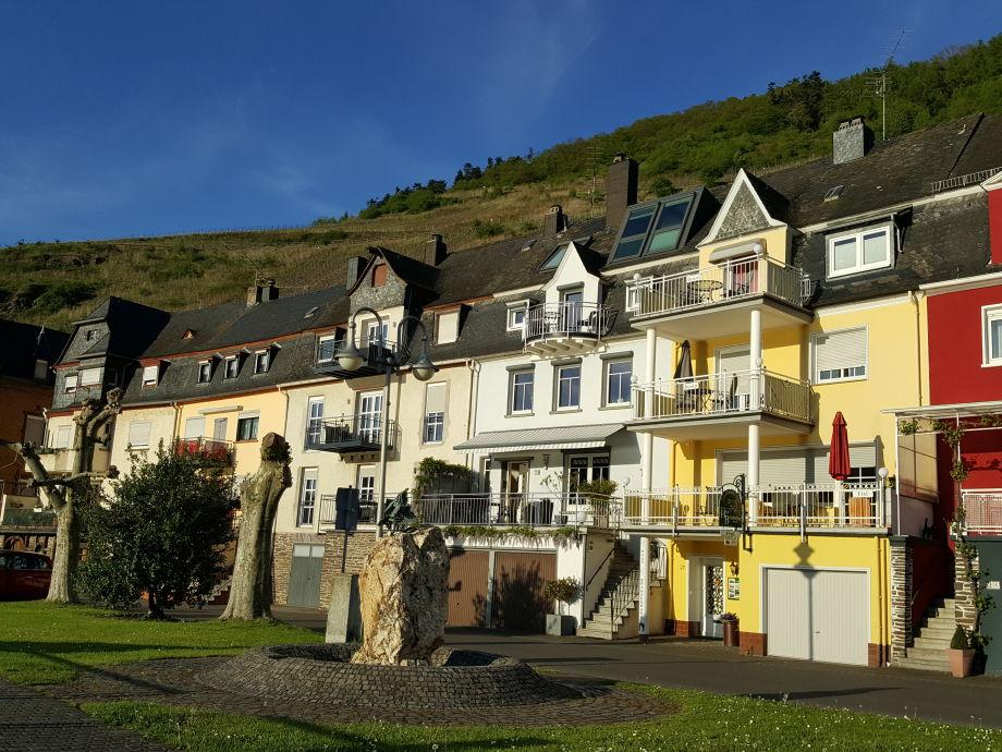 Ferienhaus Hallenbach in Zell Mosel