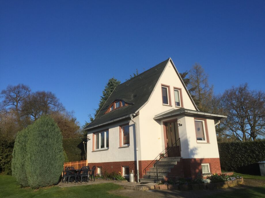 Ferienhaus im April 2016