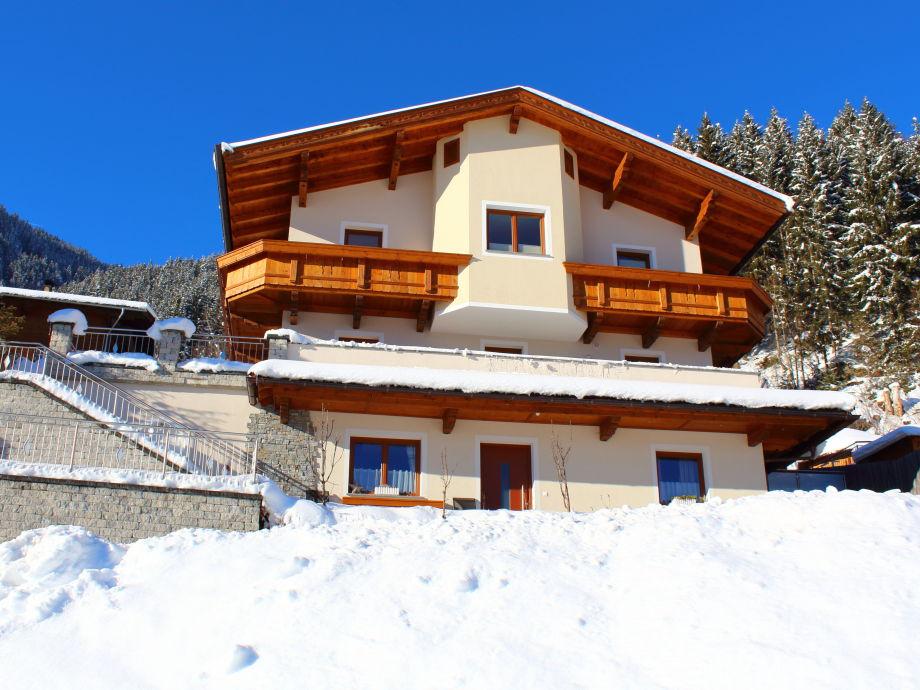 Winter am Zellberg