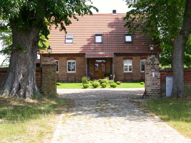 Holiday apartment Rüsterhof am Käbelicksee