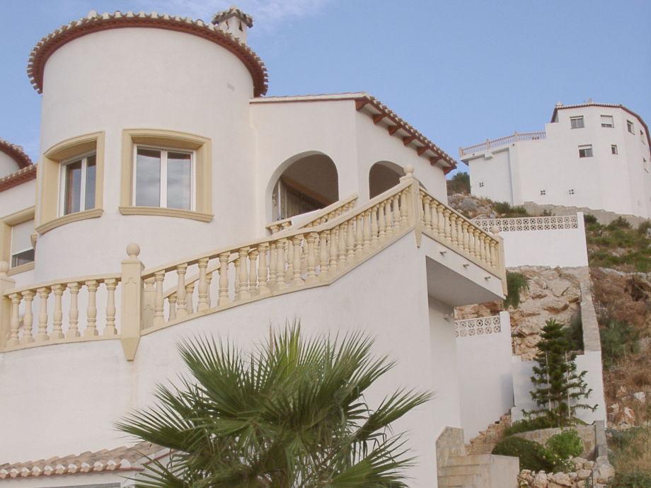 Außenaufnahme Villa Palmera Holiday House with Pool