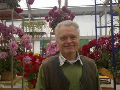 Ihr Gastgeber Hans Strobach