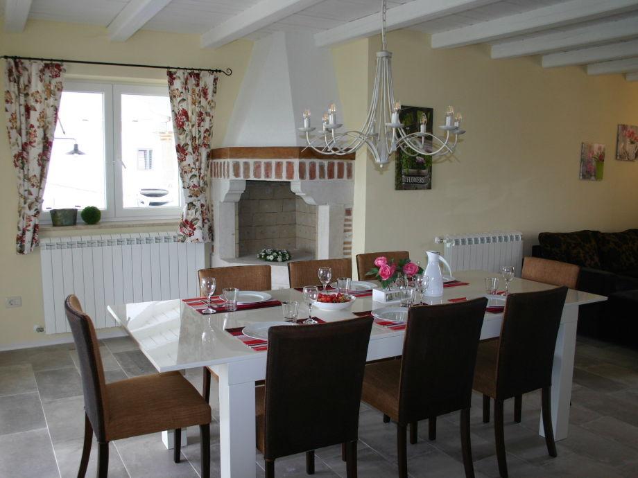 Villa Paulina Wohnbereich