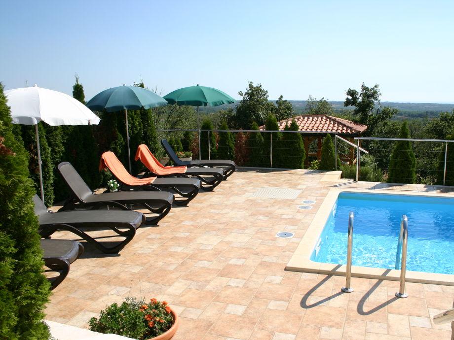 Ferienhaus Istrien, Villa Luka 1