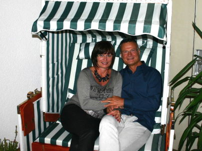 Your host Sabine & Zlatko Jozanovic