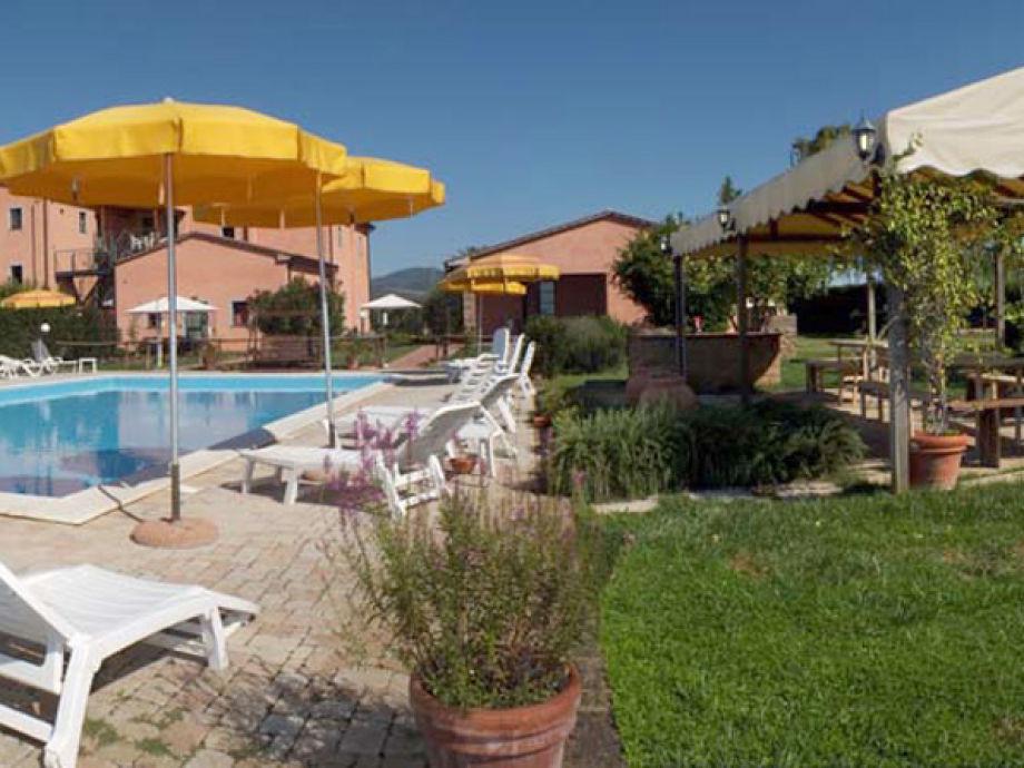 Pool und Garten - alles, was man braucht