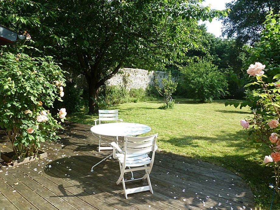 Außenaufnahme Le Jardin de la Castiglione