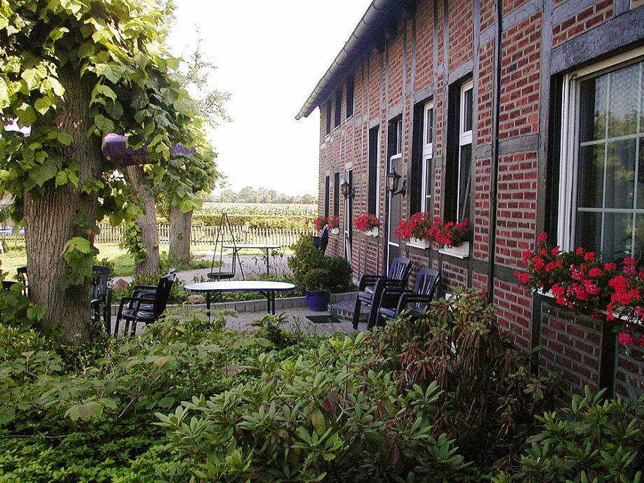 Ansicht alte Bauernhaus
