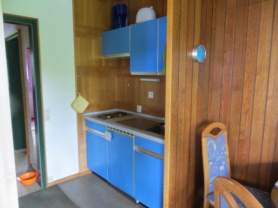 Küchenzeile Wohnung Strandläufer