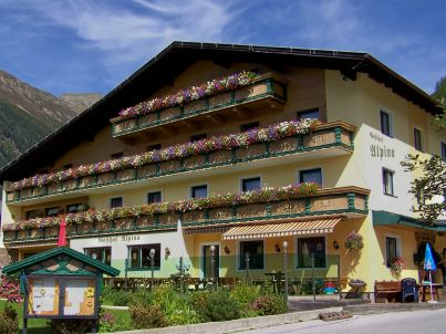 Waldhyazinthe / Alpin Appart