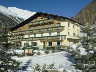 Ferienwohnung Waldhyazinthe / Alpin Appart