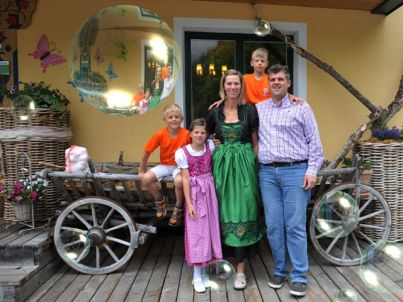 Ihr Gastgeber Gerhard & Katy Griesser