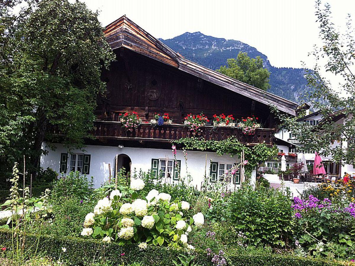 Ferienwohnung Enzian im Haus Burgstaller Oberbayern