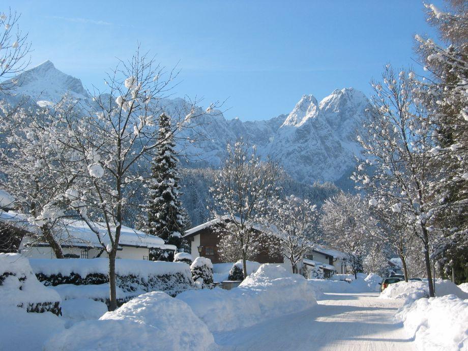 Unsere Höllentalstraße Garmisch