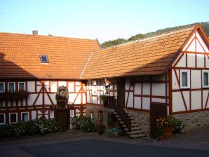 """Ferienwohnung """"Alte Mühle"""" Fam. Menz"""