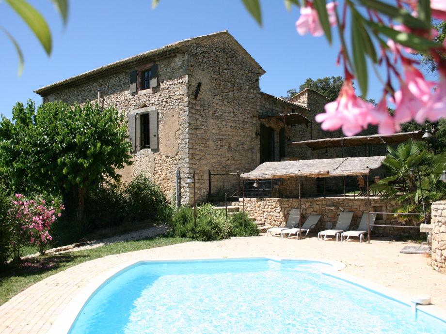 privat pool Les Fonts Vieux Murier