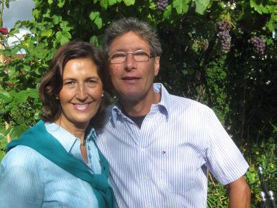 Ihr Gastgeber Peter und Karin Jahn