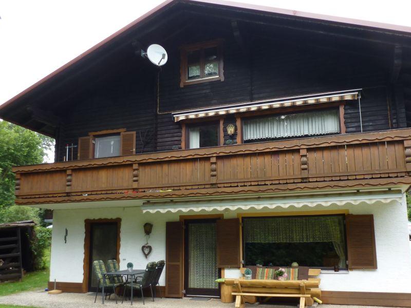 Ferienwohnung im Ferienhaus Fridolin