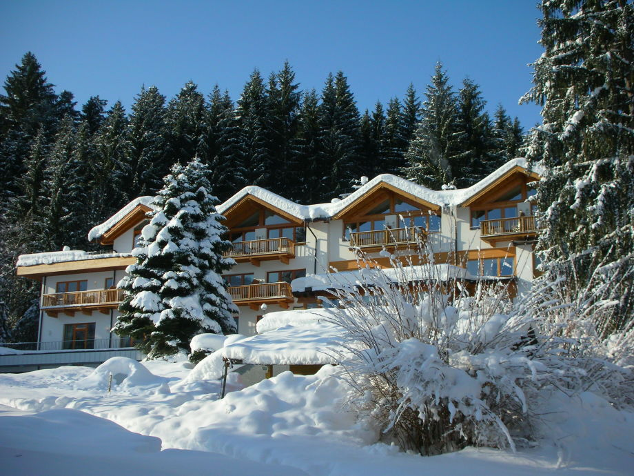 Winterparadies im Gartenhotel Rosenhof bei Kitzbühel