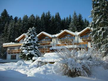 Ferienwohnung Alpenröslein im Gartenhotel Rosenhof – Das Paradies bei Kitzbühel
