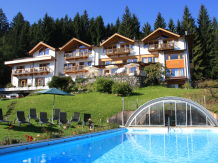 Holiday apartment Alpenröslein im Gartenhotel Rosenhof – Das Paradies bei Kitzbühel
