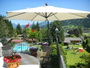 Ferienwohnung Wohnung Alpenröslein - Das Paradies am Rande von Kitzbühel