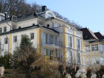 Ferienwohnung 2 Villa Rosa Sellin auf Rügen