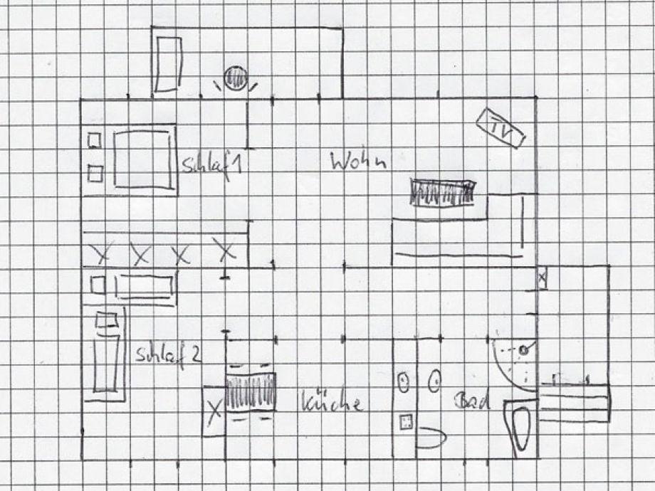 gem tliche ferienwohnung naturnah mecklenburger seenplatte in waren an der m ritz herr klaus. Black Bedroom Furniture Sets. Home Design Ideas