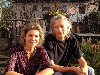 Ihr Gastgeber Jochen und Elke Schmid