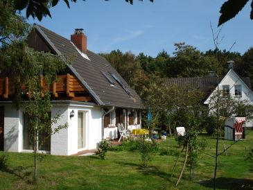 Bungalow Weißes Haus Varwig