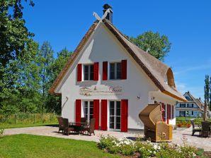 Reetdachferienhaus Lucia Espenweg 49