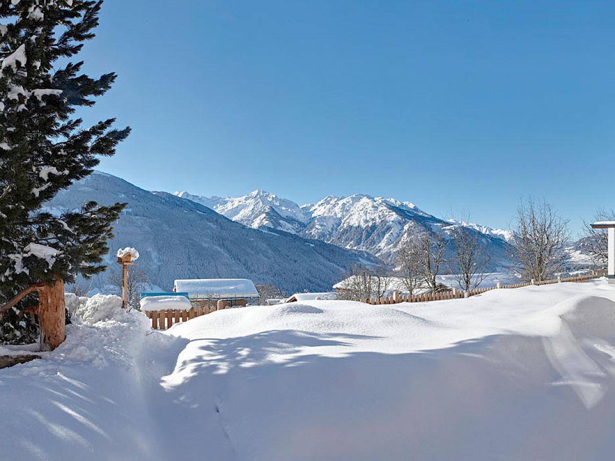 Apartment sphen alpenhof mittersill firma alpenhof - Garten im winter ...