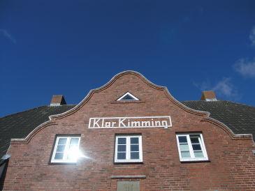 Ferienwohnung Oberdeck Backbord Kapitänshaus Klar Kimming