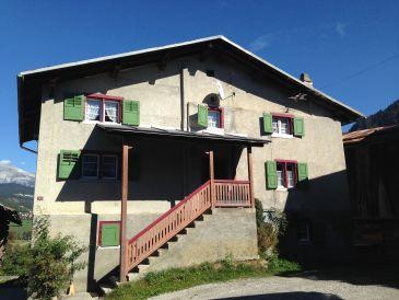5-Zi. Ferienhaus mit überdachtem Gartensitzpl