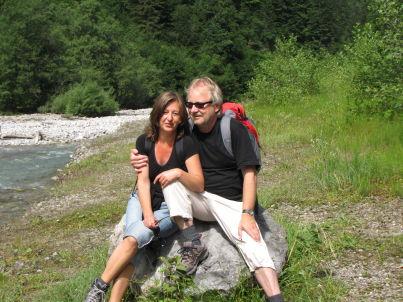 Ihr Gastgeber Caroline und Christian Arndt