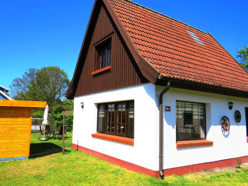 Ferienhaus Prerower Seekiste