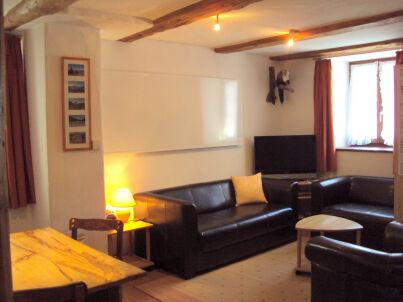 2-Zimmer-Ferienwohnung mit Garten-Sitzplatz