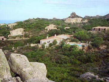 Ferienhaus Casa LURA's Costa Paradiso