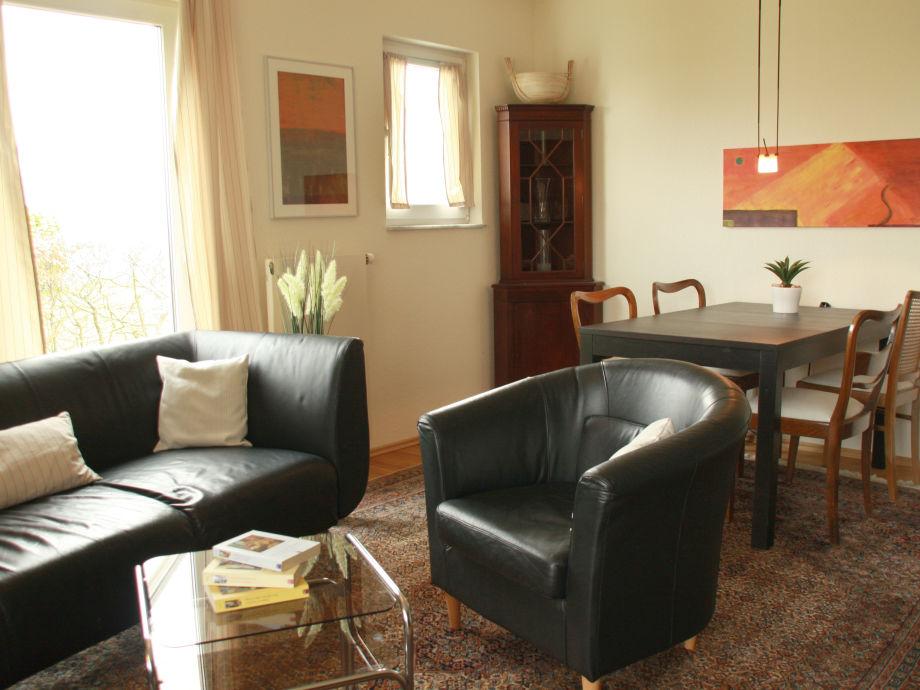 Ferienwohnung astarte ostsee frau marita bartsch for Wohnzimmer mit esstisch