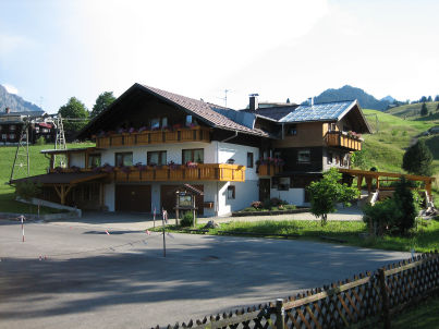 Haus am Parsennlift / Fewo 33