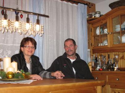 Ihr Gastgeber Manfred + Sonja Nocker