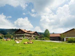 Typ B Ferienwohnung auf dem Bauernhof Fuchshof