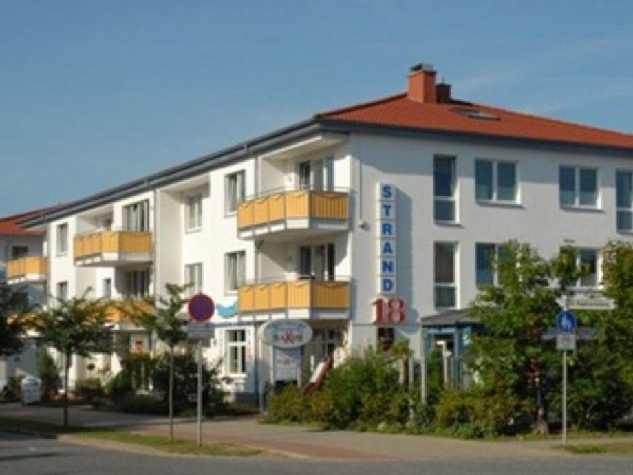 Ferienwohnung im Haus Strand18
