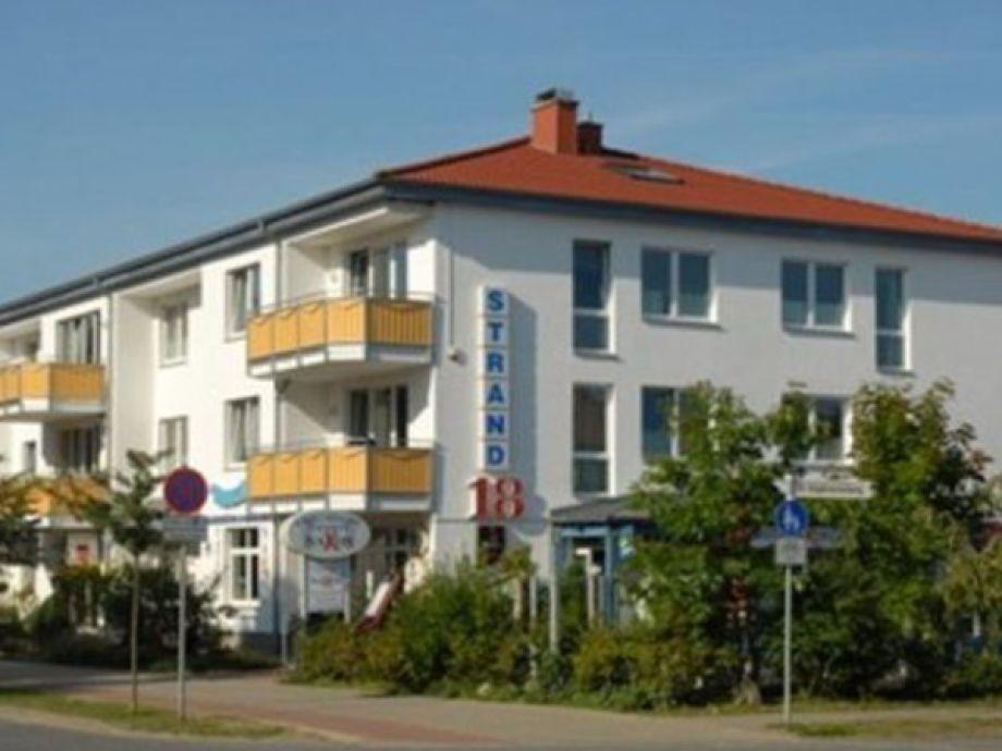 Außenaufnahme Ferienhaus Strand18 05 Strandnah Karlshagen