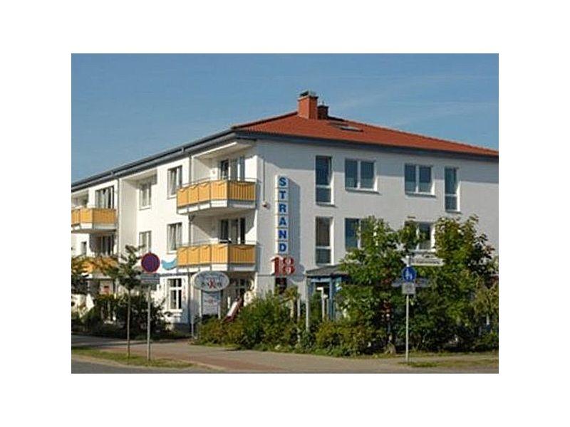 Ferienwohnung Ferienhaus Strand18 05 Strandnah Karlshagen