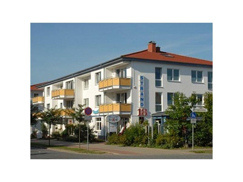 Ferienwohnung Ferienhaus Strand18 04 Strandnah Karlshagen