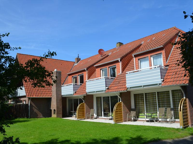 Ferienwohnung Dat Ferienhus Norddeich OG_Wohnung 4 (ehem. Kathis Appartement)