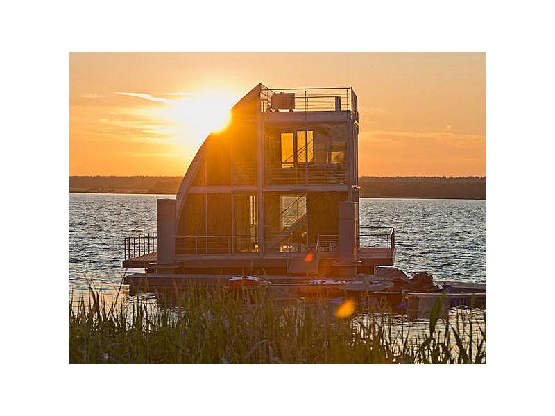 Ferienhaus Lausitzer Seenland Resort
