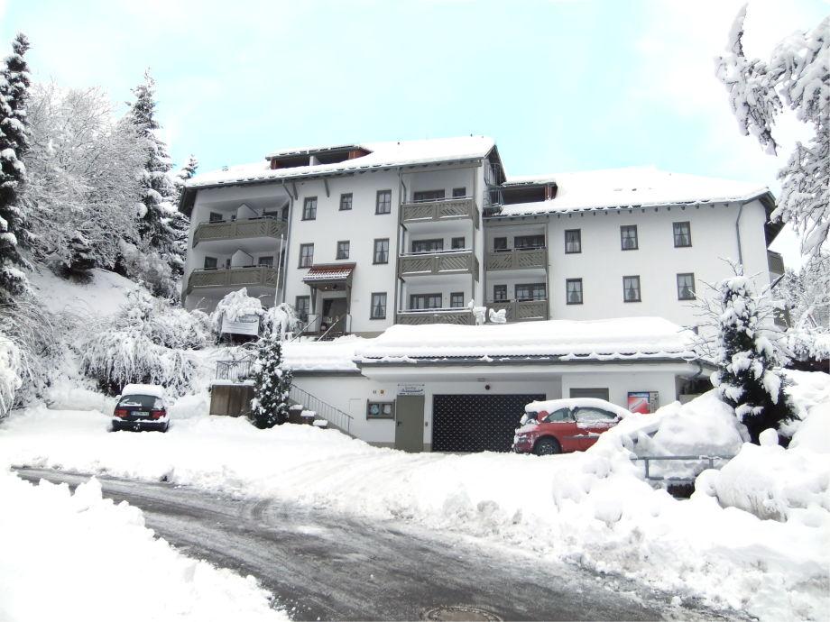 Residenz Schauinsland im Winter